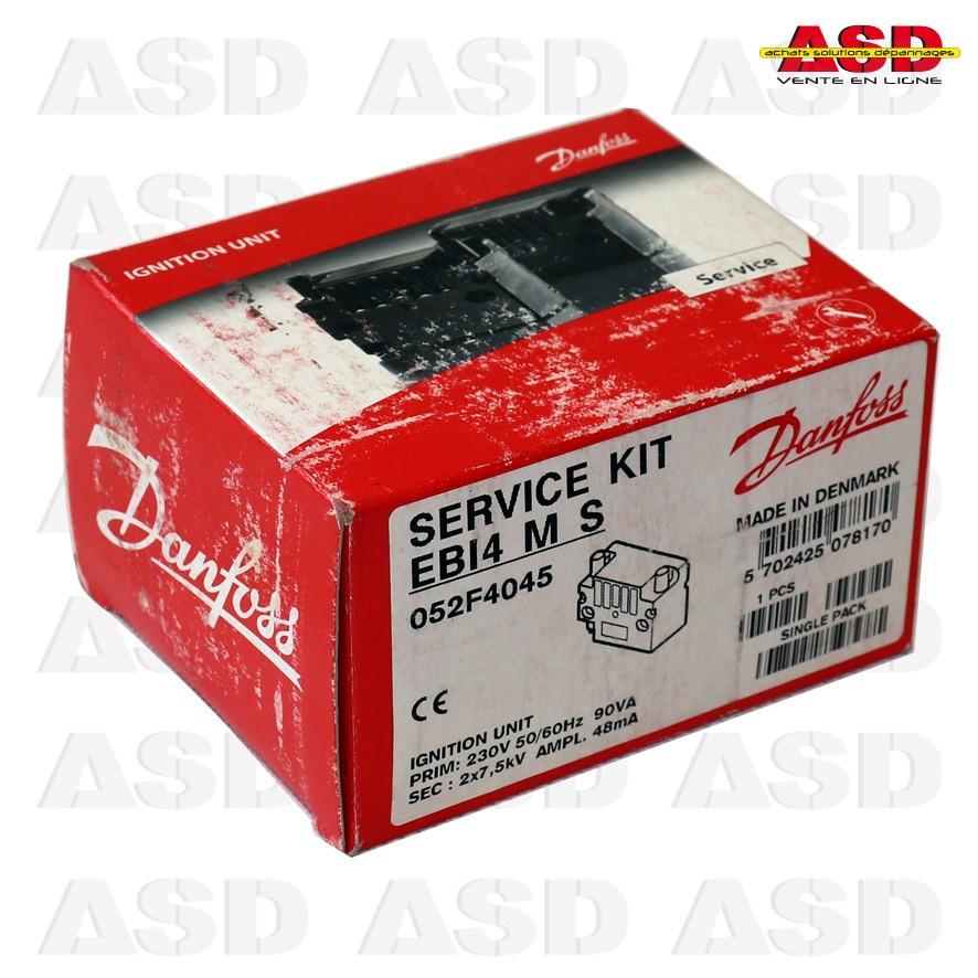 Thermostat de s/écurit/é r/églage int/érieur r/éarmement int/érieur sp/écial plancher chauffant /à applique 45/à60 r/éf RAK-TB.1400S-M